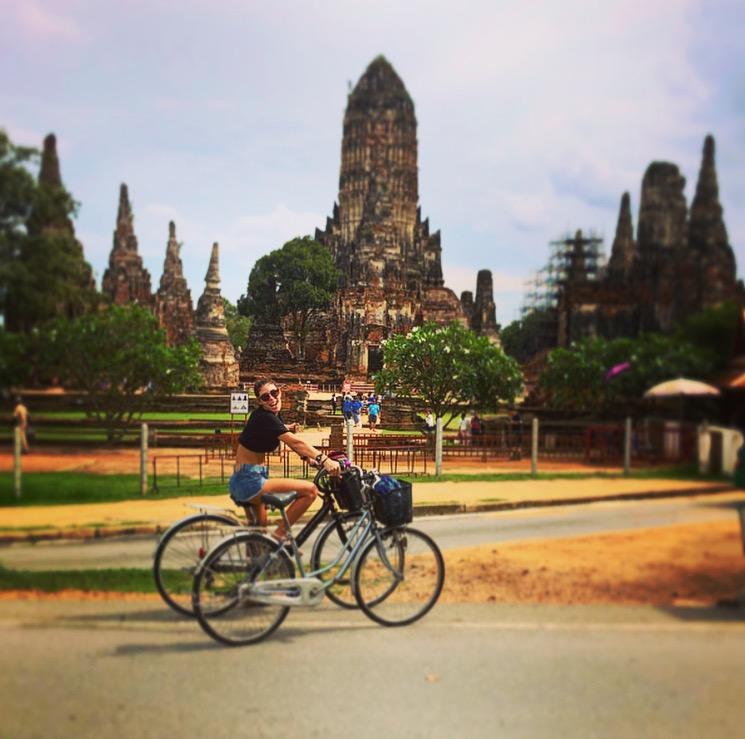 Wat Chaiwattanaram, Ayutthaya Parco storico di Ayutthaya