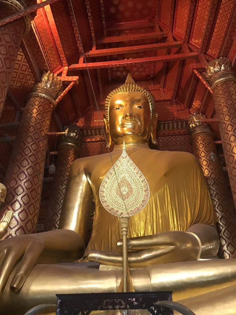 Wat Phanan Choeng, Ayutthaya Parco storico di Ayutthaya