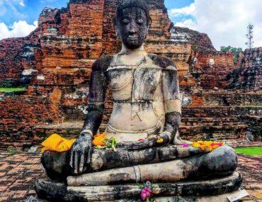 IL PARCO STORICO di AYUTTHAYA: TOUR di UN GIORNO da BANGKOK