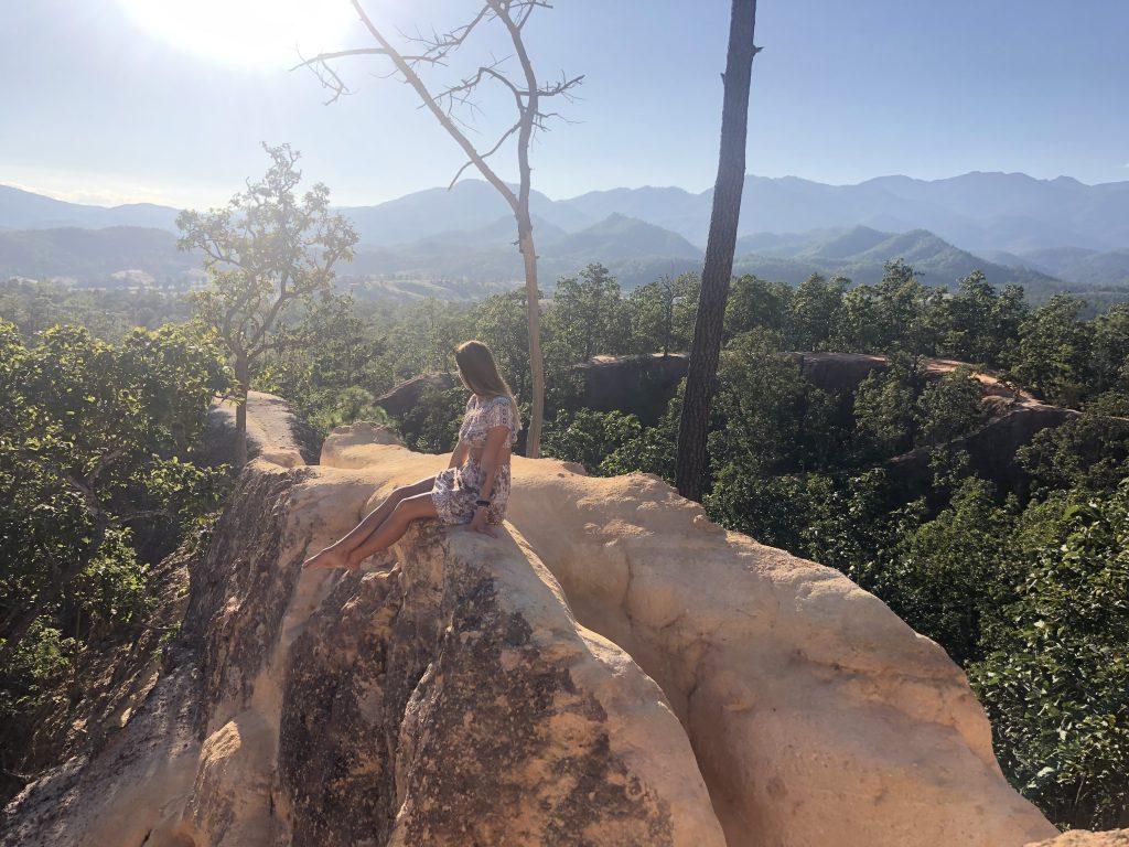 Pai : Pai Canyon , Thailandia , Thailand