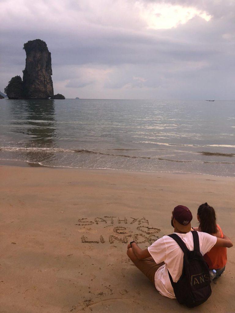 Plai Plong Beach , Krabi , Thailand