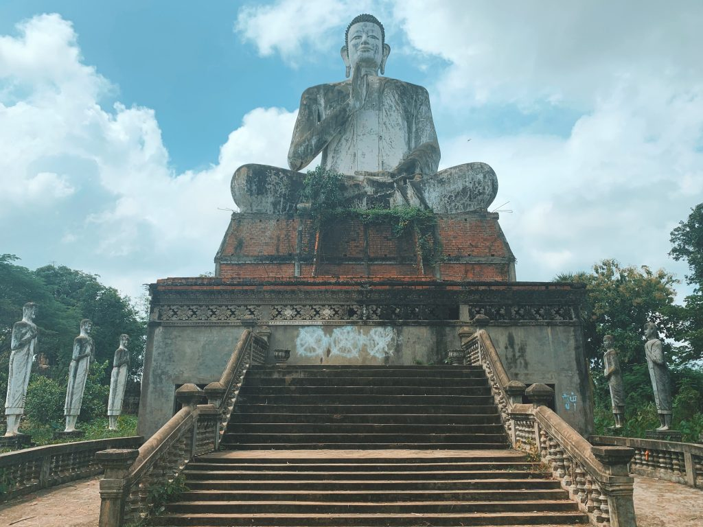 Cambogia Wat Ek Phnom, Battambang