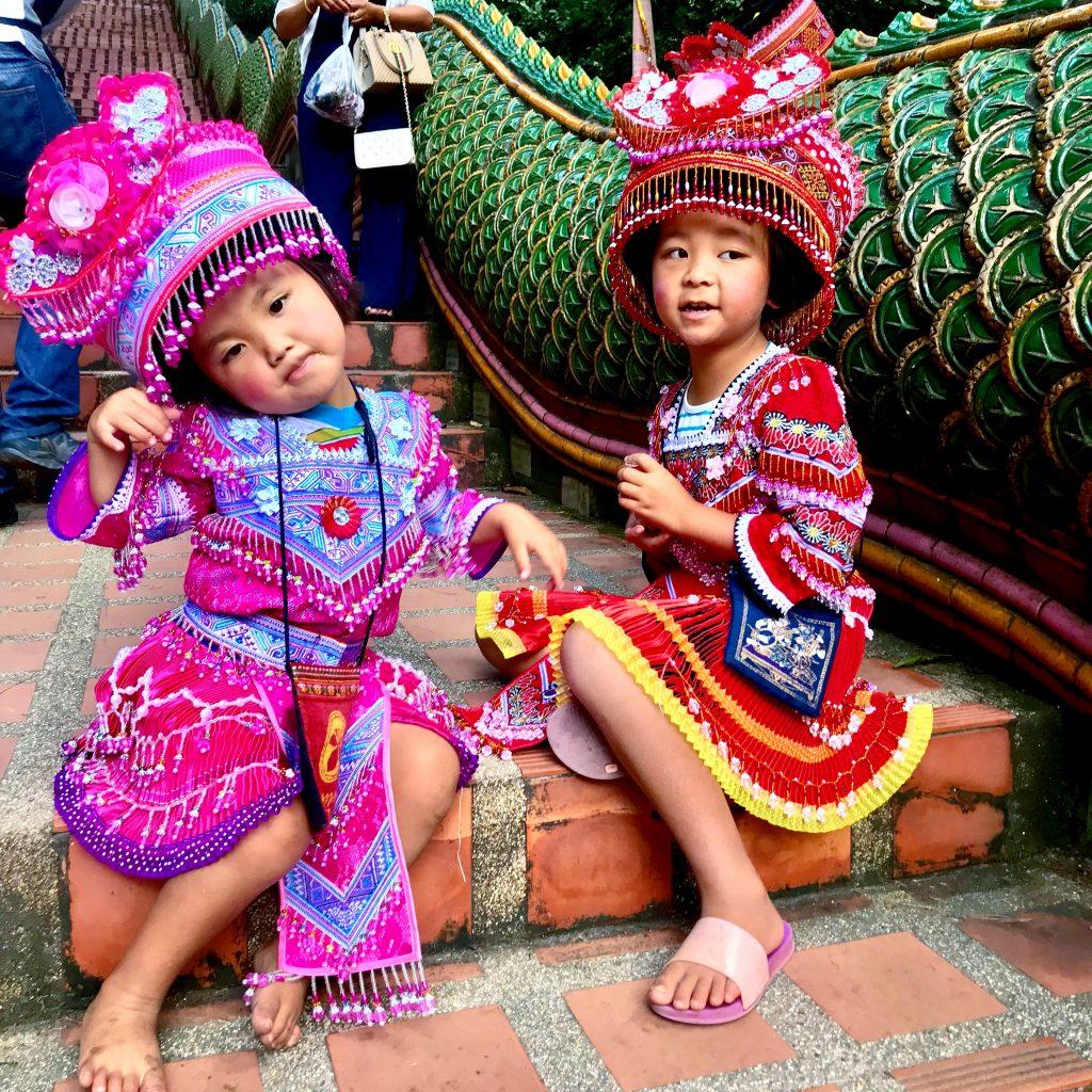 Thailandia ; Wat Doi Suthep