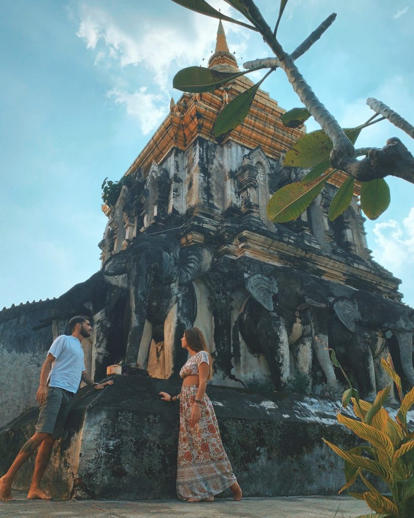 Thailandia ; Wat Chedi Luang