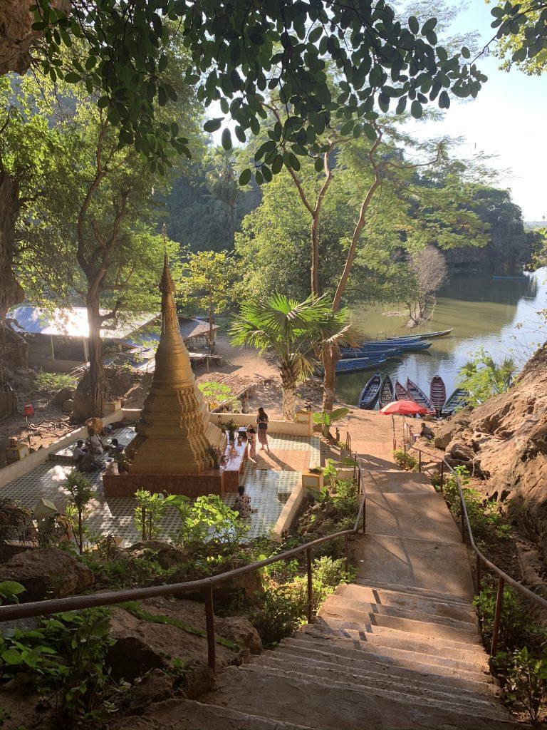 Mawlamyne e Hpa An Sadan Cave, Myanmar